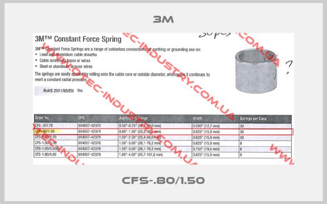 CFS-.80/1.50 -big