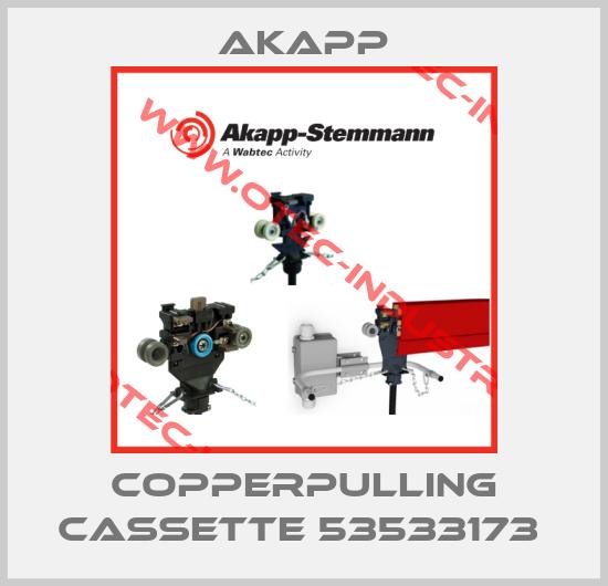 COPPERPULLING CASSETTE 53533173 -big
