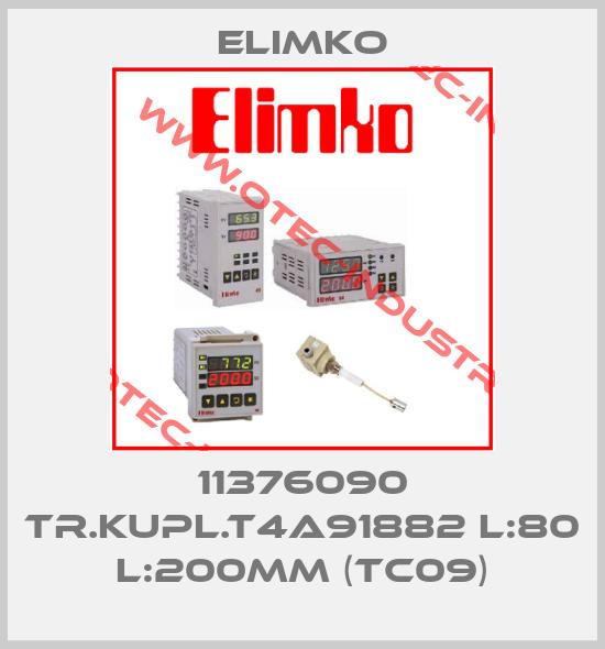 11376090 TR.KUPL.T4A91882 L:80 L:200MM (TC09) -big