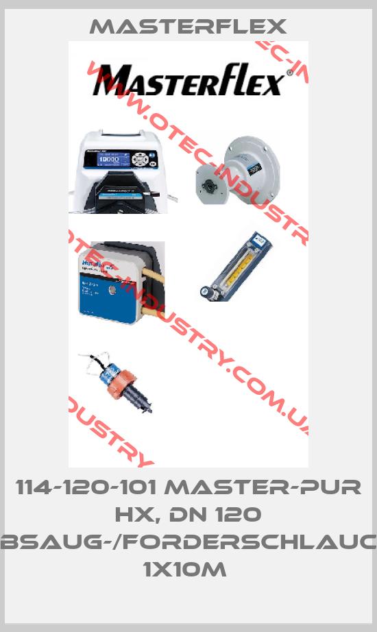 114-120-101 MASTER-PUR HX, DN 120 -ABSAUG-/FORDERSCHLAUCH- 1X10M -big