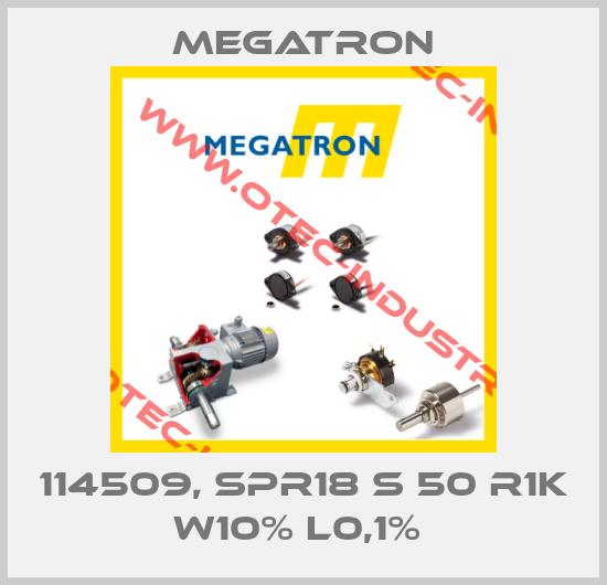 114509, SPR18 S 50 R1K W10% L0,1% -big