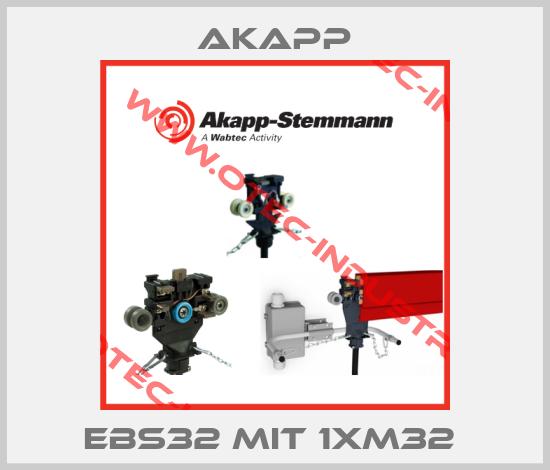 EBS32 mit 1xM32 -big