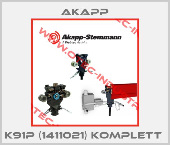 K91P (1411021) komplett -big