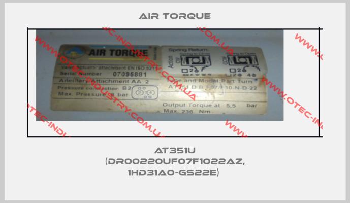AT351U (DR00220UF07F1022AZ, 1HD31A0-GS22E) -big