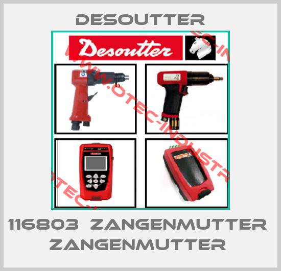 116803  ZANGENMUTTER  ZANGENMUTTER -big