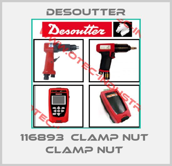 116893  CLAMP NUT  CLAMP NUT -big