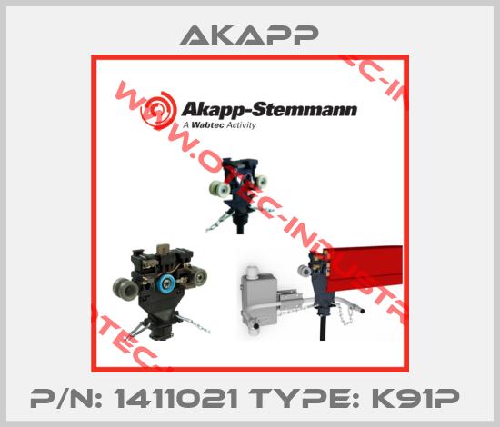 P/N: 1411021 Type: K91P -big
