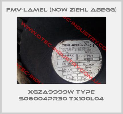 XGZA9999W Type S06004PR30 TX100L04 -big