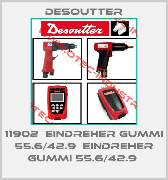 11902  EINDREHER GUMMI 55.6/42.9  EINDREHER GUMMI 55.6/42.9 -big