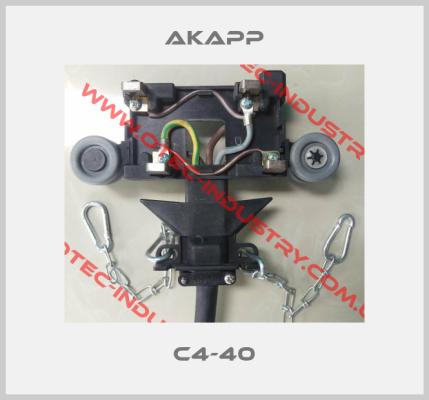 C4-40 , alternative is CL-4-35-big