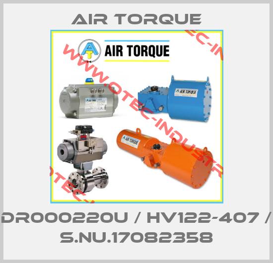DR000220U / HV122-407 / S.Nu.17082358-big