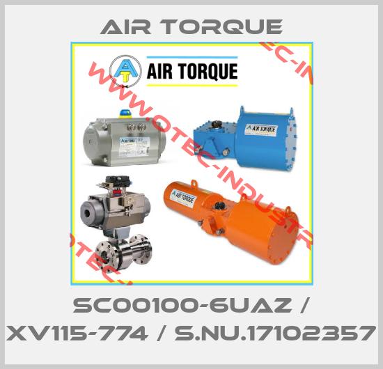 SC00100-6UAZ / XV115-774 / S.Nu.17102357-big