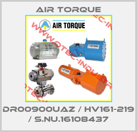 DR00900UAZ / HV161-219 / S.Nu.16108437-big
