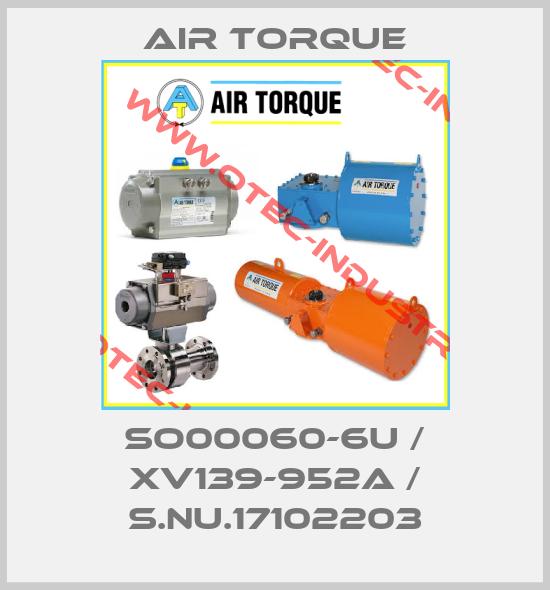 SO00060-6U / XV139-952A / S.Nu.17102203-big