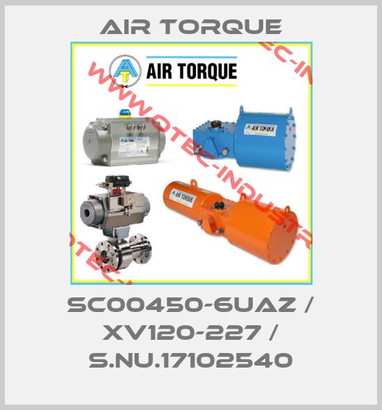 SC00450-6UAZ / XV120-227 / S.Nu.17102540-big