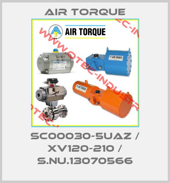 SC00030-5UAZ / XV120-210 / S.Nu.13070566-big